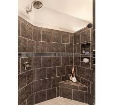 No Shower Door Shower Walk In Shower No Door Small Bathroom Designs 5x5 Tile
