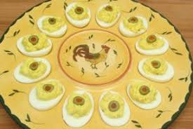devilled egg platter how to make deviled eggs start cooking