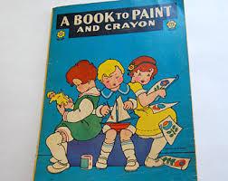 vintage children u0027s workbooks the practice workbooks of
