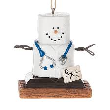 doctor smores ornament s mores original ornaments by midwest