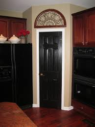 Home Interior Doors by Beautify Your Contemporary Interior Design With Black Interior