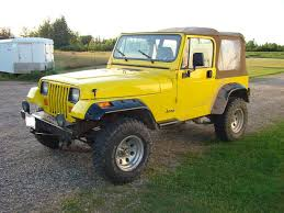 old jeep wrangler show your old and new