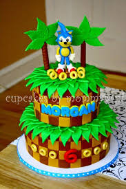 sonic the hedgehog cake toppers 47 best sonic hedgehog cakes images on sonic hedgehog