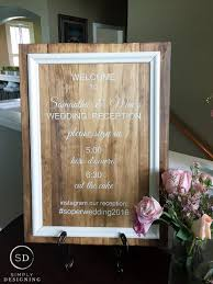 diy wedding signs wedding reception diy wedding signs