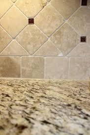 Travertine Backsplash Tiles by Chiaro Travertine And Copper Metal Backsplash Tile Msi House