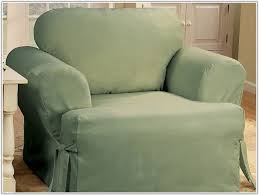 wing chair slipcovers with separate cushion cover chair home