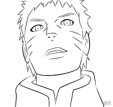 naruto gaiden 703 coloring free printable coloring pages