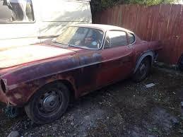 for restoration for sale volvo p1800 for restoration for sale 1967 on car and uk