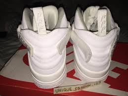 nike air raid sp pigalle us 12 uk 11 46 white nyc 200 pairs ppp