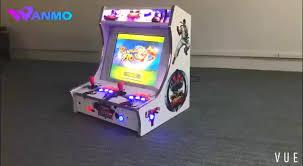 Bar Top Arcade Cabinet Household Pandora Box 520 Retro Games Bartop Arcade Machine Arcade