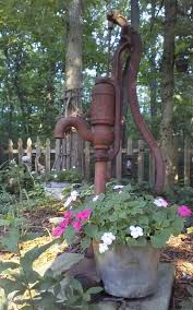 best 25 water pumps ideas on metal bird bath