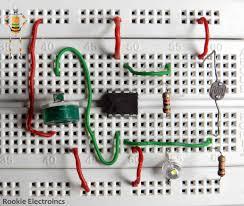 simple light sensor using op amp rookie electronics wiring