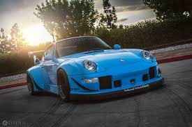 widebody porsche 993 porsche 993 rwb wallpaper image 401