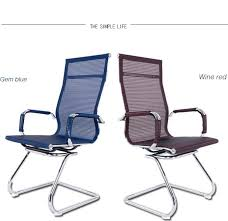 Blue Computer Chair 2017 Computer Chair Office Chair Cotton Fabric Material Black Grey