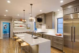 lighting in kitchen ideas great kitchen lighting fixtures ideas at the home depot for lighting