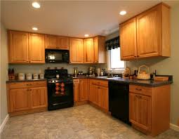 Oak Kitchen Designs Kitchen Kitchen Cabinets Traditional Light Wood Oak Craftsman