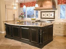 sink faucet french country kitchen backsplash travertine