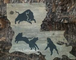 Hunting Themed Home Decor Hunting Decor Etsy
