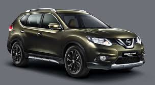 dark gray nissan nissan x trail aero edition introduced available in 2 0l 2wd and