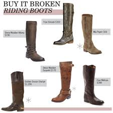 buy boots buy it broken 18 distressed boots polyvore