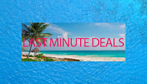 last minute deals on all inclusive packages from st louis by