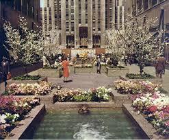 Rockefeller Center Summer Garden - rockefeller center an adventure in urban design