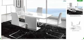 Extra Long Dining Room Table White Modern Dining Room Sets Caruba Info