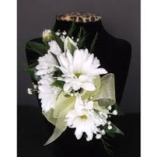White Corsages For Prom Prom Flowers Leith Flower Plant U0026 Gift Shop Plaistow Nh 03865