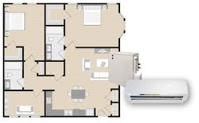 cool apartment floor plans air conditioning units for apartments cool you uk