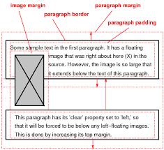 css basic box model