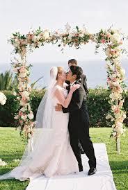 wedding arches flowers wedding arch with flowers elizabeth designs the wedding