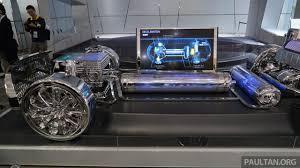 lexus ls hydrogen tokyo 2015 lexus lf fc concept previews next ls image 399031