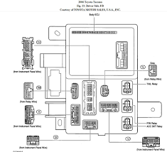 toyota tacoma wiring diagram with example pictures 6933 linkinx com