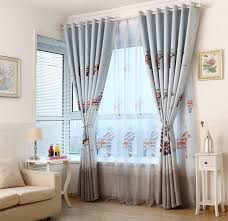 light blue curtains bedroom light blue british style children s curtains bedroom windows and