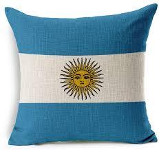 cuscino massaggiatore bandera de argentina argentina bandiera nazionale bandiere emoji