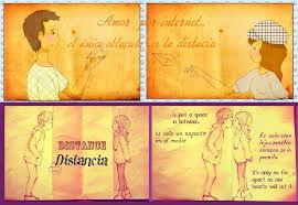 imagenes de un amor a larga distancia amor relación de larga distancia internet femme taringa