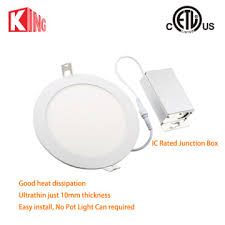 led recessed lighting manufacturers king d4 s3 china led recessed lighting 4inch ultra slim led panel