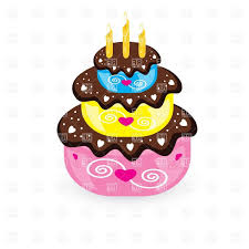best hd birthday cake and candle download royalty free vector file
