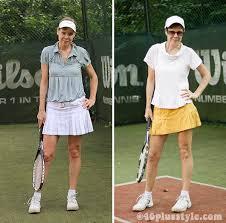 amazing styles in tennis clothes bingefashion