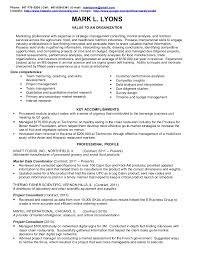 mark lyons resume