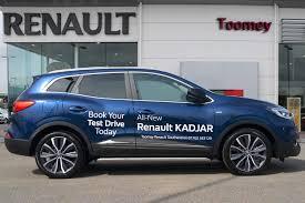 new renault kadjar used 2017 renault kadjar signature nav 1 5 dci 110 for sale in