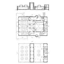 Catholic Church Floor Plans Aldo Van Eyck Catholic Church And The Hague Netherlands