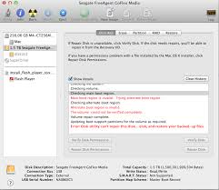 format hard drive exfat on mac macos os x lion thinks windows udf formatted external drive as