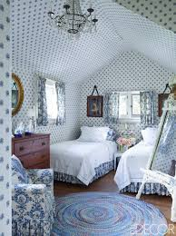 Best Peel And Stick Wallpaper by Bedroom Appealing Blue Bedrooms With Sloped Ceiling And Peel And