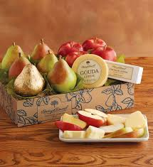 cheese baskets fruit cheese baskets and gift delivery harry david