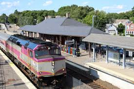 Commuter Rail by Mbta To Offer Marathon Monday Commuter Rail Pass