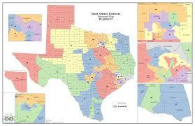 Uvalde Texas Map Texas Senate Map My Blog