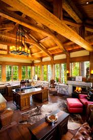 Rustic Homes 60 Best Luxury Home Office Ideas Images On Pinterest Office