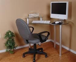 multi monitor corner desk