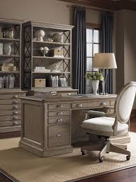 Barton Creek Austin Desk Lexington Home Brands - Lexington office furniture